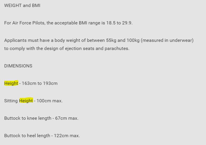 Height & BMI