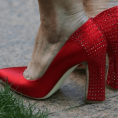 International Women's Day: Recognising Julie Bishop's shoes