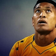 Israel Folau's fundraiser up and running again