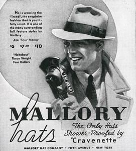Mallory Hat Company