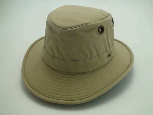 Tilley Endurables Kakhi Breathable Nylon Outdoor Hat