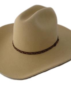 427a771bf5b890 Smithbilt Hats 100% Fur Felt Kakhi Cowboy Hat