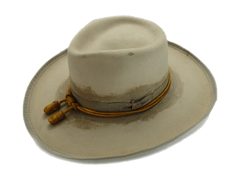 The Outlaw Jose Wales Custom Made Fur Felt Cowboy Movie Hat