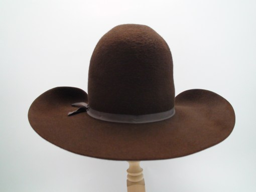 The Gus Custom Made Beaver Fur Felt Cowboy Movie Hat