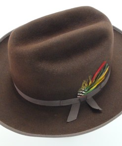 The Open Road Replica Custom Made Fur Felt Western Movie Cowboy Hat