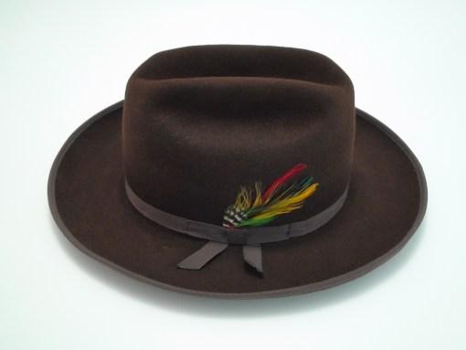 The Open Road Replica Custom Made Fur Felt Western Movie Cowboy Hat