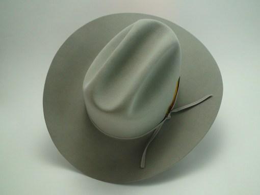 Stetson Ranger JBS 5X Beaver Silverbelly Western Cowboy Hat