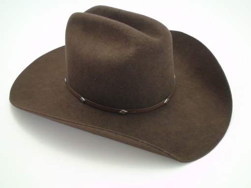 Master Hatters of Texas Buffalo 3X Beaver Blend Cowboy Hat