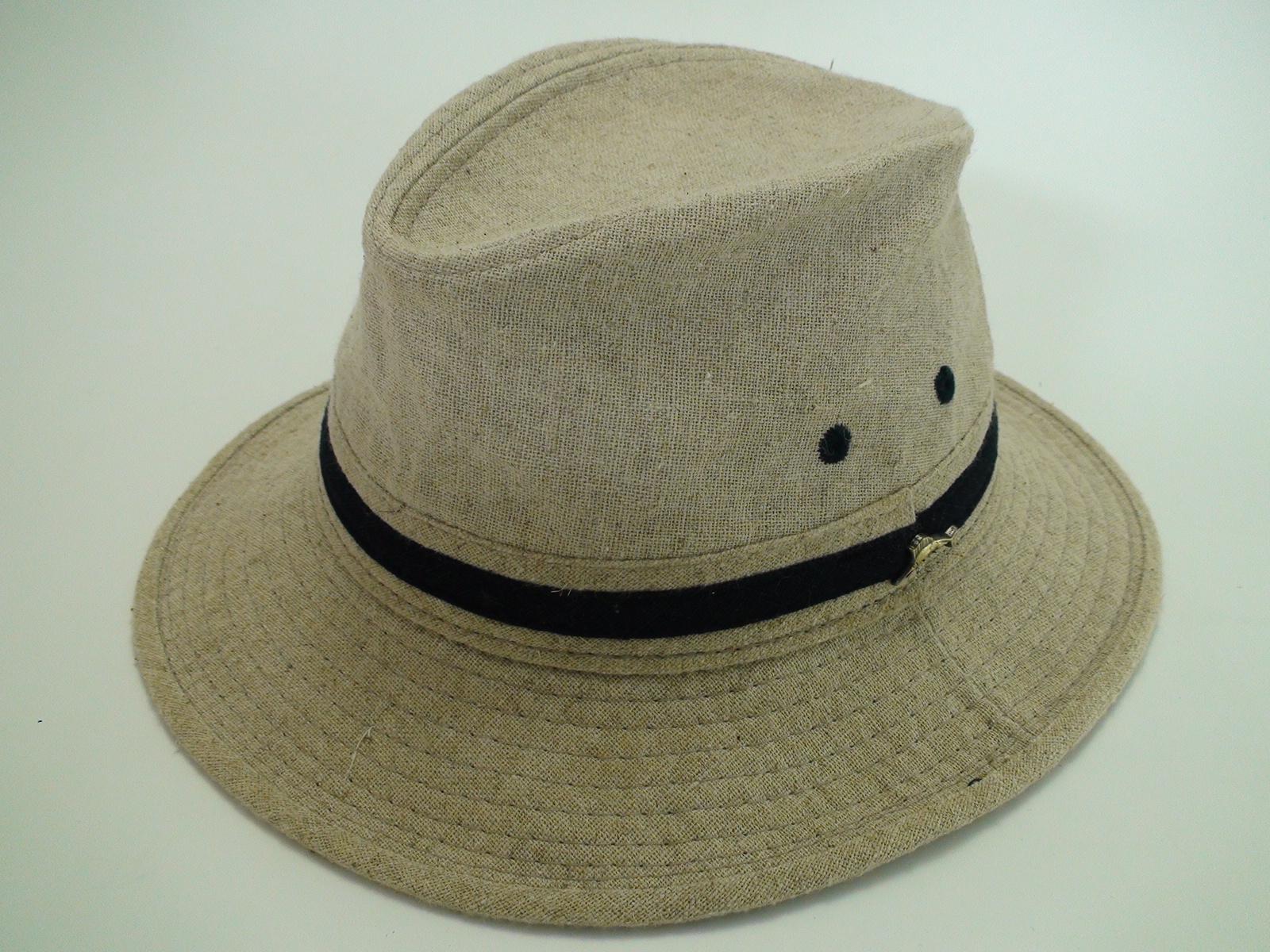 fc604e9cc3f Tommy Bahama Safari Relax Fit Beige Linen Outdoor Hat