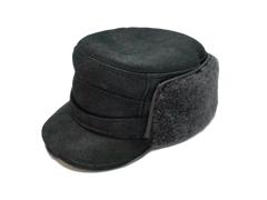 Ricardo Sheepskin Winter Captain Hat