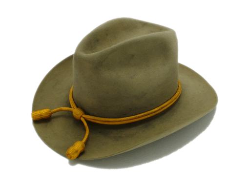 The Calvary Custom Made 5X – 100X Beaver Fur Felt Cowboy Hat