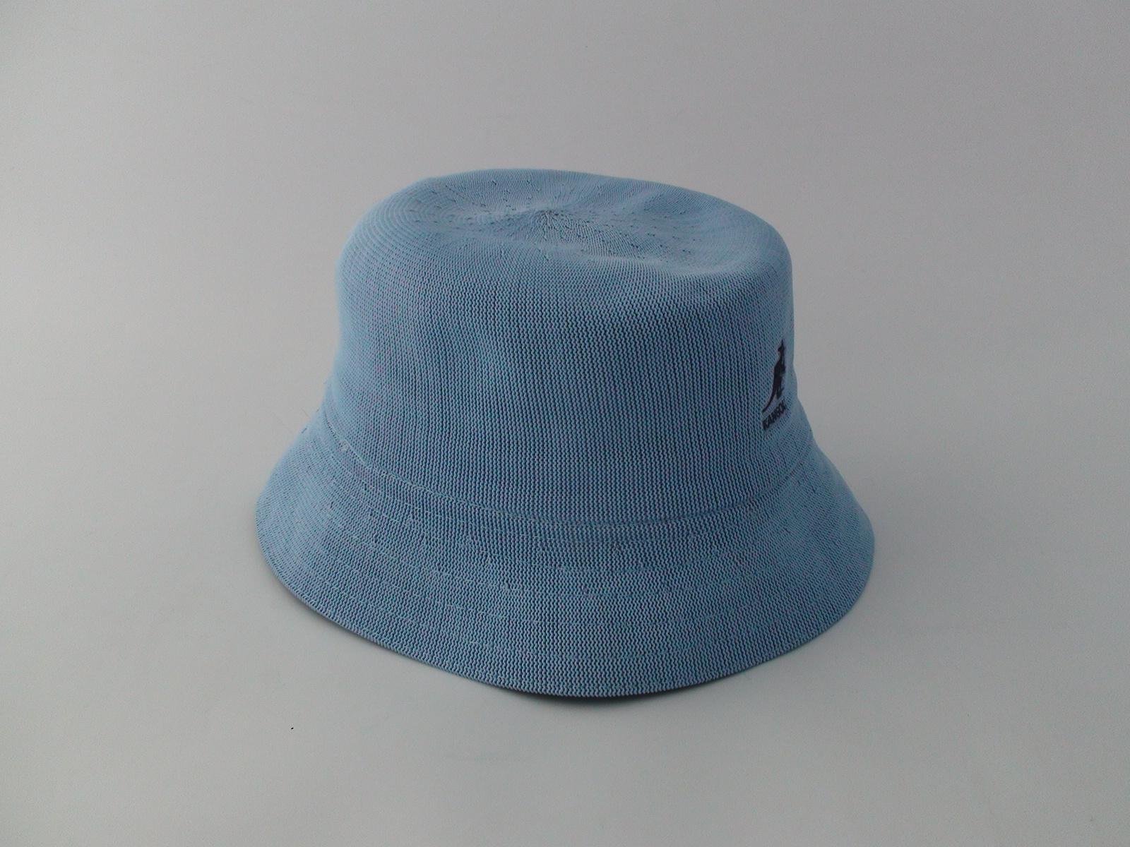 Kangol Tropic Bermuda Baby Blew Bucket Hat - Bernard Hats 2c03fe24cc7