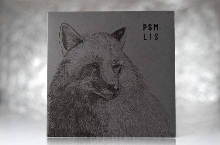 Płyta CD Audio w kopercie kartonowej. PSM. LIS. Wyprodukowano przez CZTERYnaCZTERY.com.pl dla Tokarnia Music Production.
