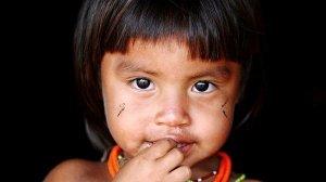 ECA e crianças indígensa