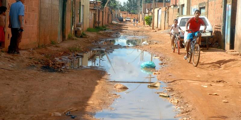 Contaminação da água - Valter Campanato - Agência Brasil