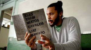 Bando Editorial Favelofágico - Divulgação