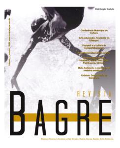 Revista Bagre 1 - Jundiaí - Outubro de 2009