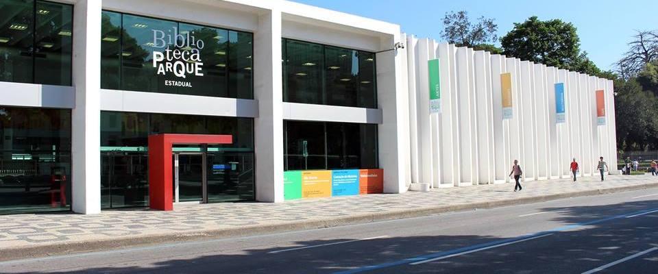 Biblioteca parque. Foto: Divulgação.