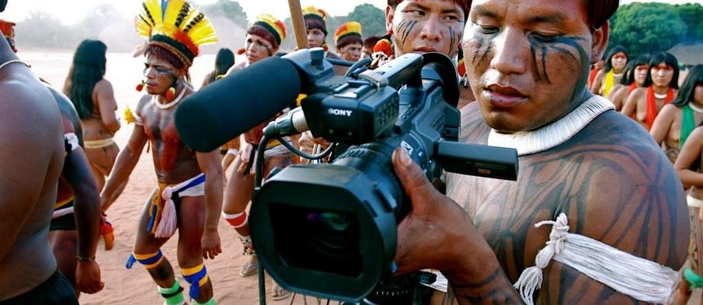 Vídeo nas Aldeias - audiovisual indígena