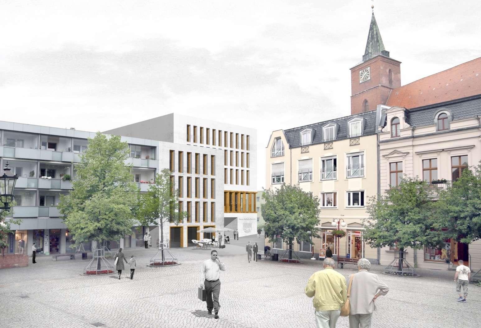 """Beiträge zum Bürgerentscheid """"Stopp Rathaus-Neubau"""" in Bernau"""