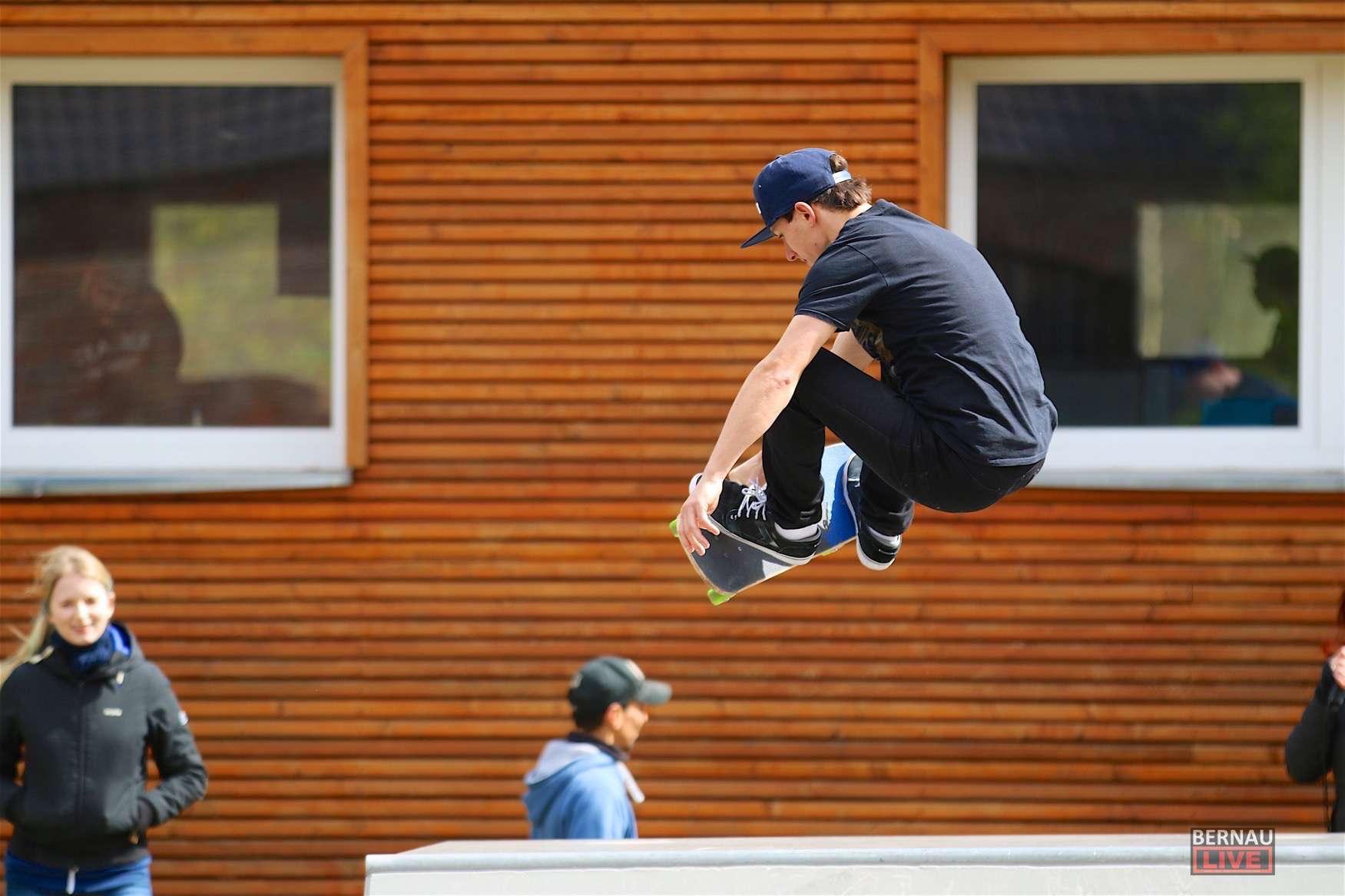 0fbcbc81c7b05d Skateranlage in Biesenthal eingeweiht - Bernau legte heute nach