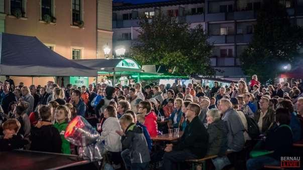 Bilder und Video von der 9. Gauklernacht in Bernau