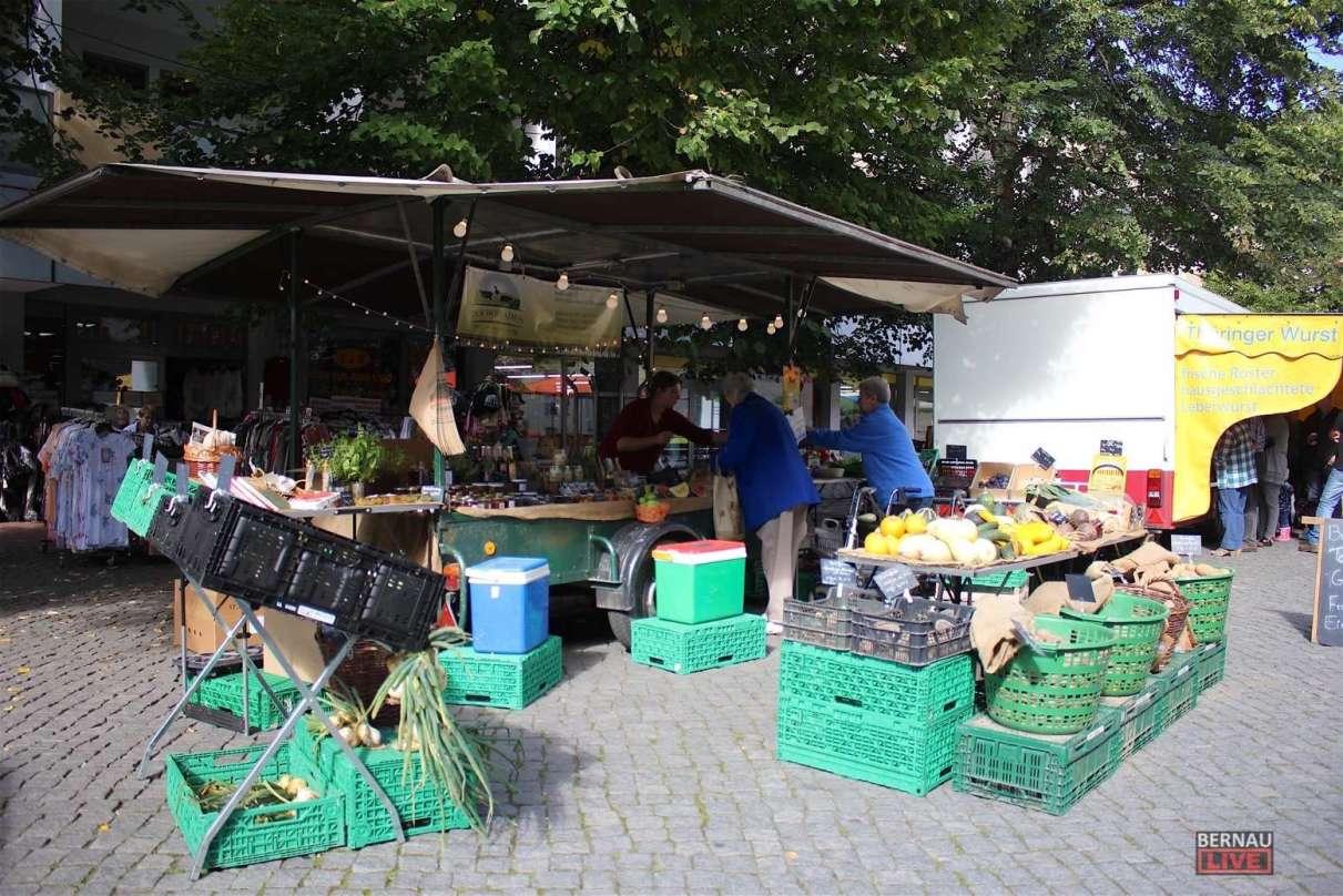 Lustiges Pausenbrot zum Wochenmarkt-Spezial in Bernau