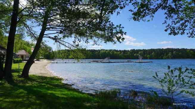 Stellenangebot Strandbad Wukensee: Dein Arbeitsplatz am Strand