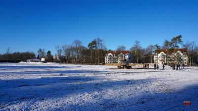 Waldquartier Friedenstal - Spatenstich für 225 Wohnungen in Bernau