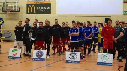 Hussitencup 2019: Der FSV Bernau gewinnt die Niederbarnim Masters