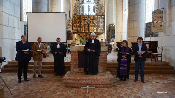 Pfarrer Gericke: Mit Gottes Segen in den wohlverdienten Ruhestand