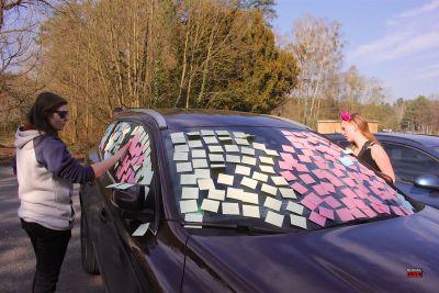 Bye Bye Schulbank - Bernauer Abiturienten feiern letzten Schultag
