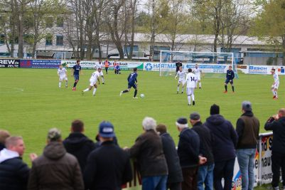 Der FSV Bernau gewinnt das Lokal-Derby gegen TSG Einheit Bernau