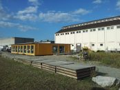 Kindergarten im Industriegebiet