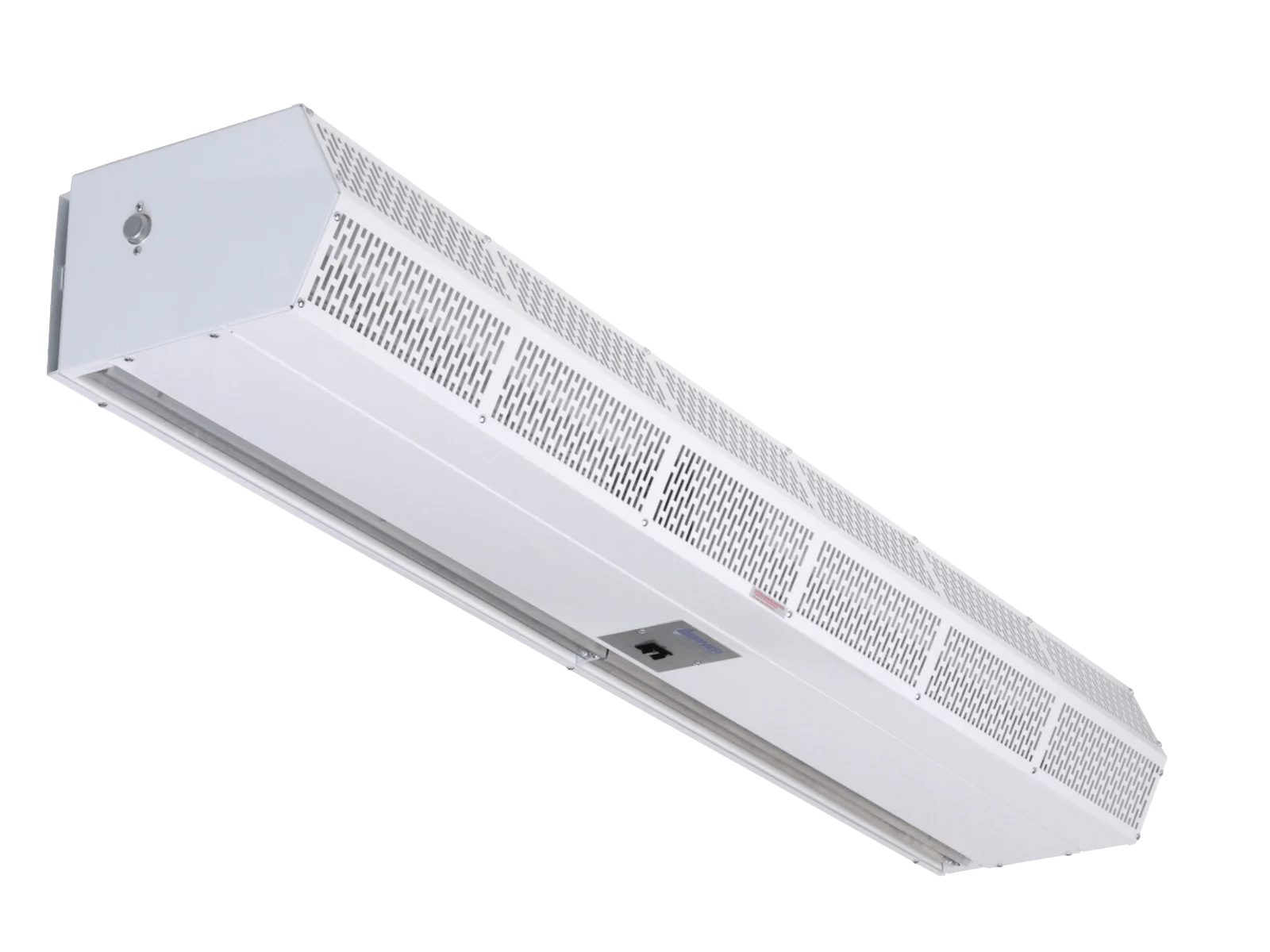 low profile commercial air curtain
