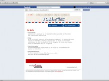 TopPharm Facebook-App