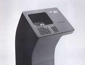 öffentlicher bildschirmtext terminal
