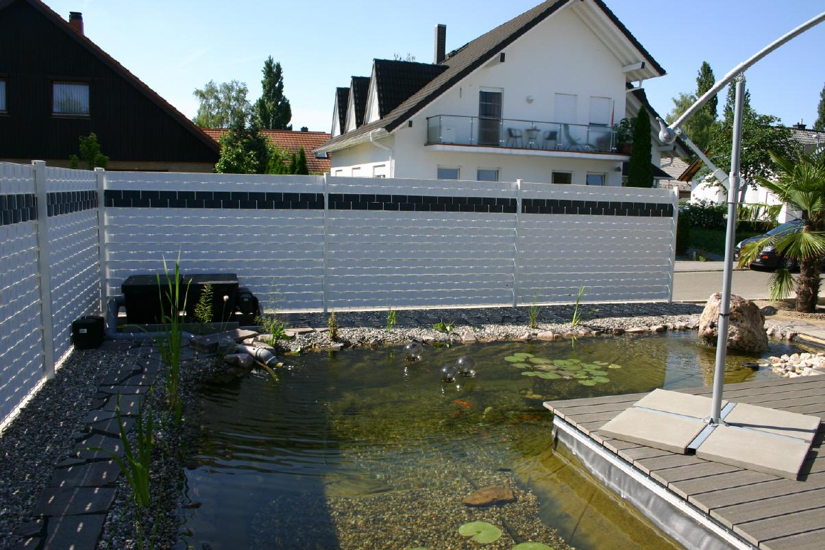 Gartenzaun Blickdicht Metall U2013 Nmmrcfo