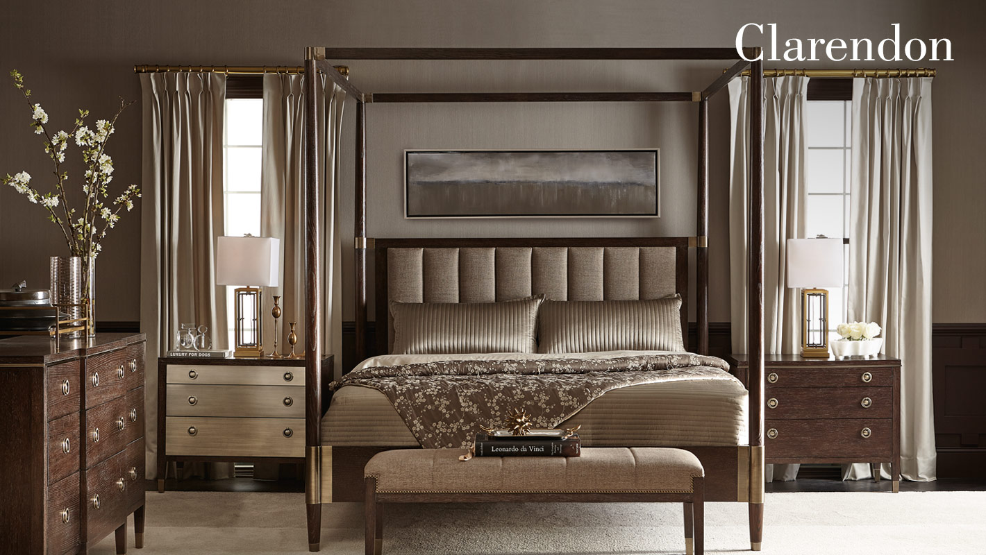 Clarendon Bedroom Items  Bernhardt
