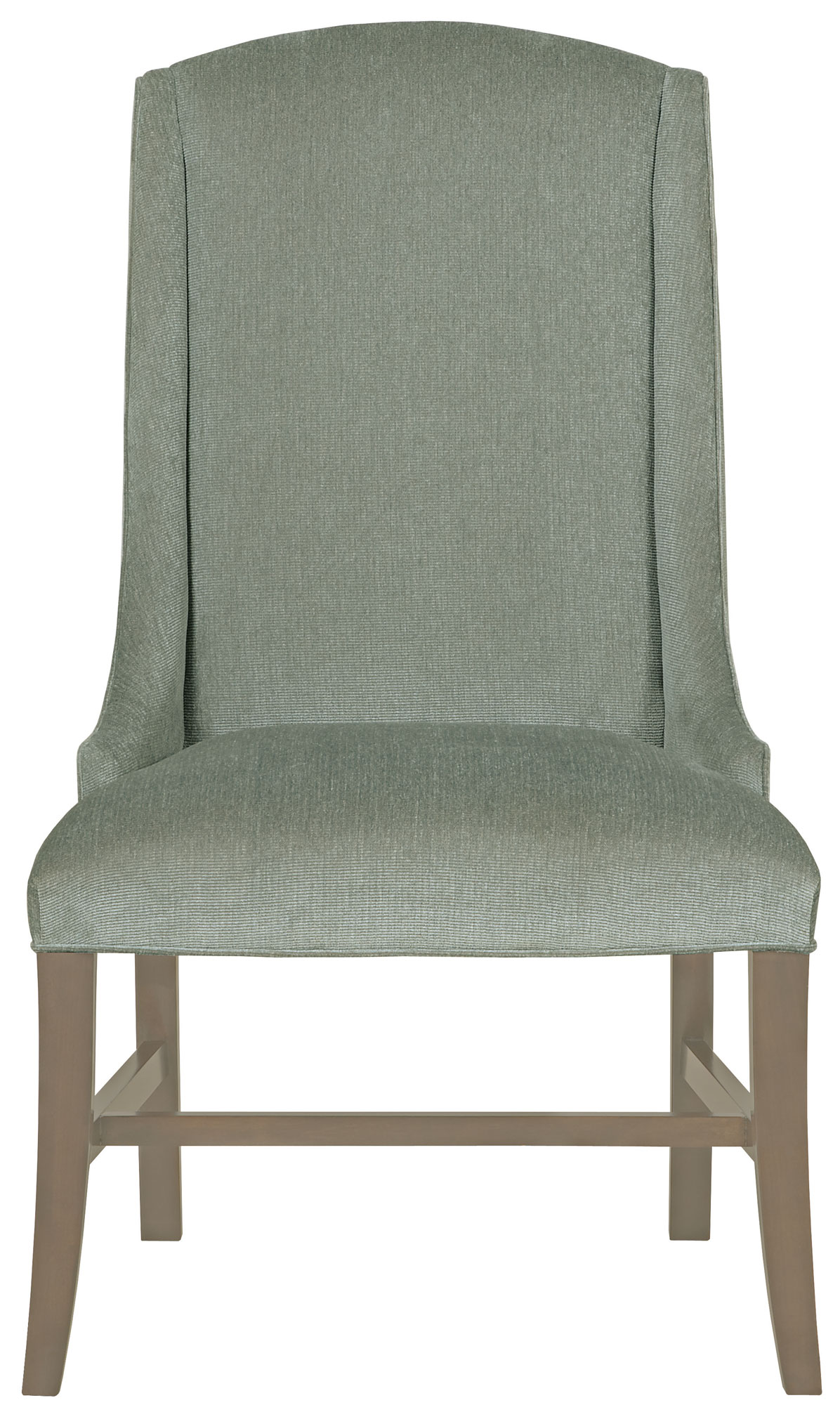 upholstered chair with nailhead trim gaming chairs for small rooms arm | bernhardt