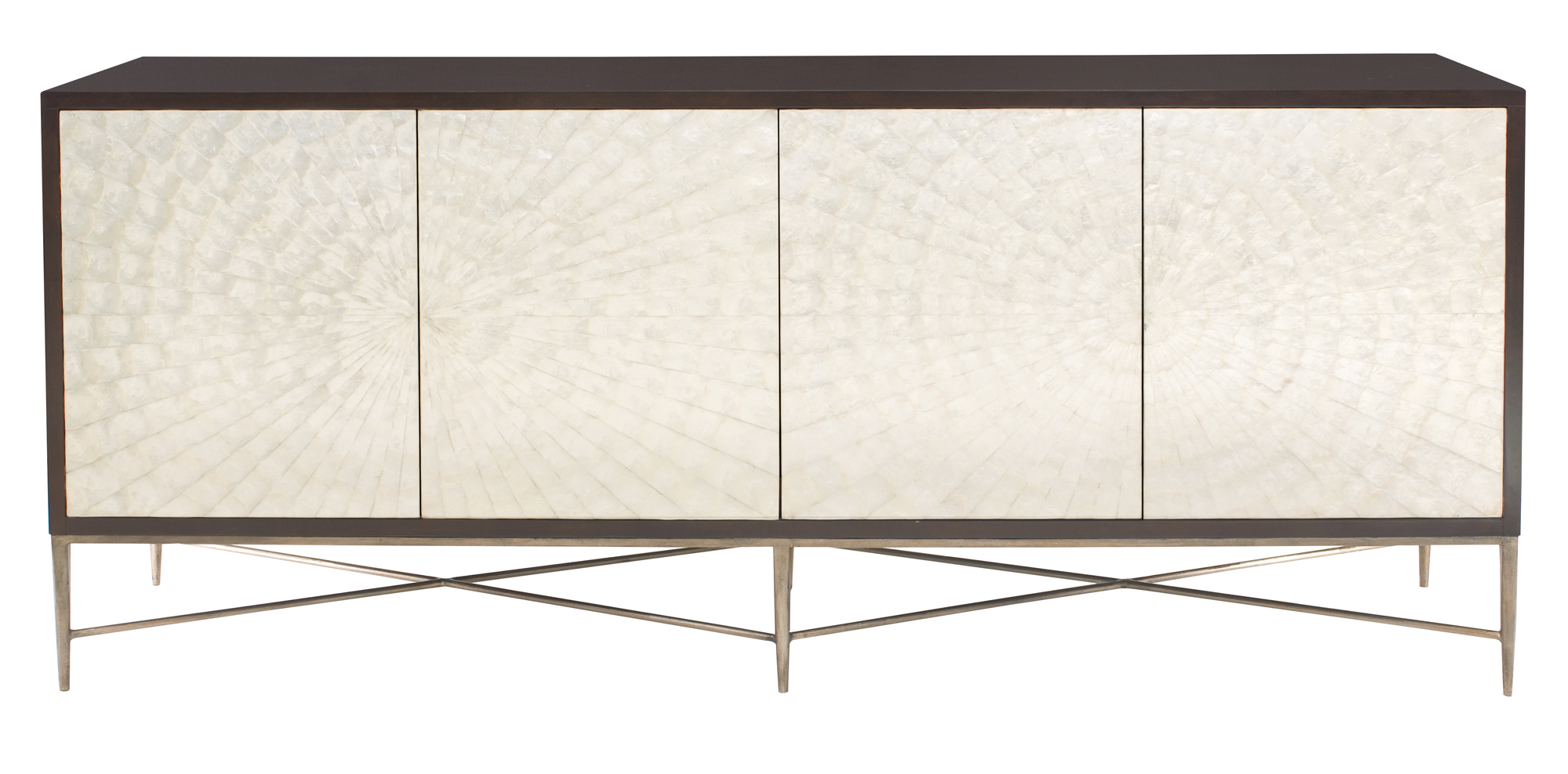 sofa table 84 inches square shaped buffet bernhardt