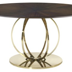 Round Base Chair Hon Volt With Arms Dining Table Bernhardt