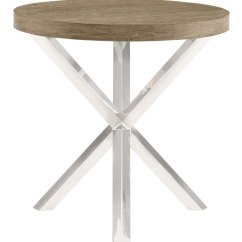 Chair Side Tables Canada Design Brands Round Chairside Table Wood Top And Base Bernhardt