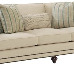 Bernhardt Brae Sectional Sofa Corner Coffee Table