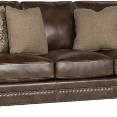 Bernhardt Sofa Leather And Fabric How To Wash Covers