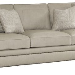 Bernhardt Sofa Leather And Fabric M S Barletta Review
