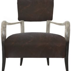 Hair On Hide Office Chair Folding Karachi Bernhardt
