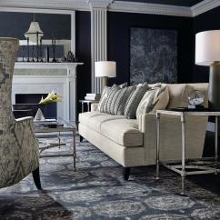 Images Of Living Rooms With Leather Furniture Room Ottoman Coffee Table Addison Mona | Bernhardt