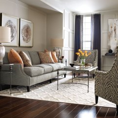 Living Room Sofa And Chair Ideas Pictures Tristan Newland Crawford Mindy | Bernhardt