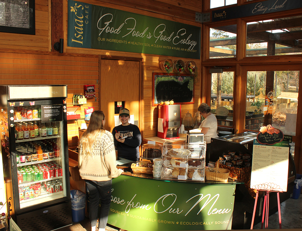 Isaac's Cafe | Bernheim Arboretum and Research Forest